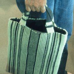 画像3: 織りバッグ1